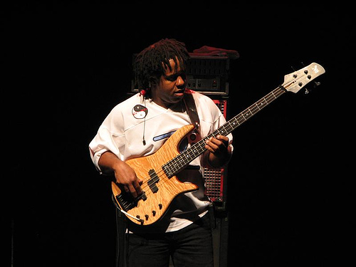 Bass master Victor Wooten. Picture by Alexandre Janini, http://www.flickr.com/people/janini/